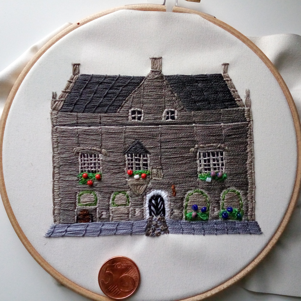 embroidery Rothe House